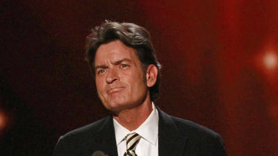 Charlie Sheen changes name to Carlos Estevez for 'Machete Kills'