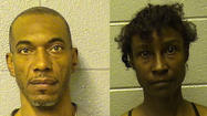 Pair charged in Near North burglaries