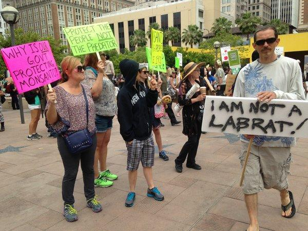 L.A. March Against Monsanto