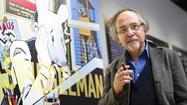 Art Spiegelman's art obliterates category
