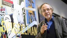 Art Spiegelman's art obliterates category