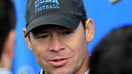 UCLA football Coach <strong>Jim Mora</strong> invited me to play in his golf tournament.