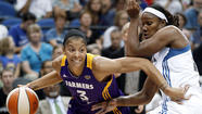 Sparks forward Candace Parker feels as though her resume is incomplete.