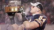 Urlacher ranks his top five games