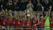 Robben's late goal gives Bayern 5th European title