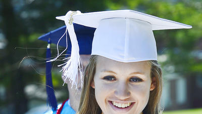 St. Maria Goretti High School Class of 2013 told to 'use their gifts to change the world'