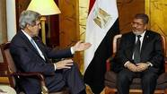 ADDIS ABABA (Reuters) - Secretary of State John Kerry urged Egypt to act swiftly on economic reforms to secure a $4.8 billion International Monetary Fund loan, saying the measures were needed to get further aid from the U.S. Congress, an American official said.