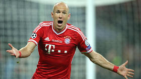 Bayern Munich beats Borussia Dortmund in Champions League final
