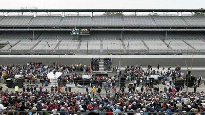 Indy 500 tightens security in wake of Boston bombings