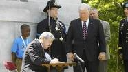 VICKSBURG, Mississippi (Reuters) - A century and a half after the Civil War's battle of Vicksburg, a large group of Iowans led by Governor Terry Branstad joined Southerners on Saturday to commemorate the Iowa soldiers who lost their lives on the Mississippi battlefield.