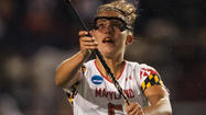 — Come up with all the sports cliches you can think of involving the number three and they probably apply to Sunday night's NCAA women's lacrosse championship between No. 1 Maryland and No. 3 North Carolina.