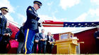 Pictures: Pvt. Will Yawney, killed in World War II Battle of Saipan, buried Saturday