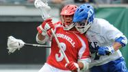 Duke holds off Cornell's late push in Division I lax semifinal