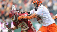 <strong>PHILADELPHIA </strong>— Living dangerously seems to appeal to the Syracuse men's lacrosse team.