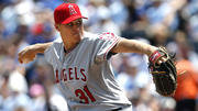 Angels roll a pair of sevens with victory over Kansas City