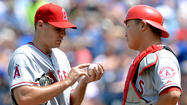 KANSAS CITY, Mo. — Angels starter <strong>Billy Buckner</strong> threw a nasty first-pitch curve just off the outside corner to Kansas City Royals cleanup hitter <strong>Billy Butler</strong> with a runner on first in the fourth inning Saturday.