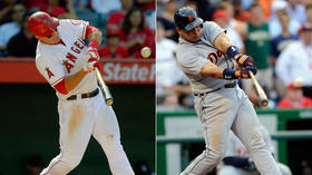 Angels lineup could have paired Mike Trout and Miguel Cabrera