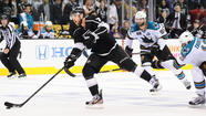 The hockey world knew the Kings were getting a proven goal scorer when they traded for Jeff Carter in 2012, and a healthier Carter ranked among the league's goal-scoring leaders throughout this lockout-shortened season.