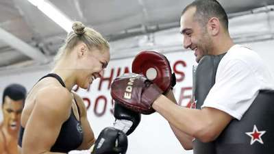 "Edmond Tarverdyan ready to take on ""The Ultimate Fighter"" with Ronda Rousey"