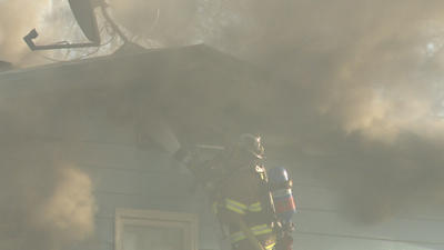 AFD Responds to Midtown Four-Plex on Fire