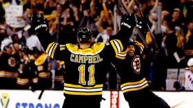 NHL playoffs: Bruins close out Rangers in Game 5