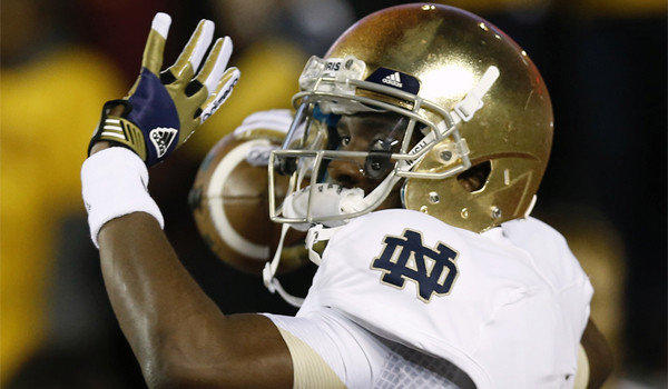 Notre Dame will be in search of a new starting quarterback now that Everett Golson is no longer enrolled.