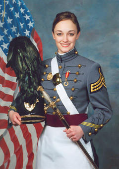 Aberdeen native Naomi Fuhrman is among the more than 1,000 cadets who graduated from the U.S. Military Academy in West Point, N.Y., on Saturday.