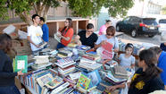 GALLERY: El Centro Library Book Sale