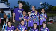 The Northwestern Wildcats, a third- and fourth-grade football team, won the Newport-Mesa Friday Night Lights gold division championship.