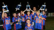 The Florida Gators, a boys' fifth- and sixth-grade flag football team, won the Newport-Mesa Friday Night Lights gold division championship.
