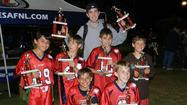 The Arizona Wildcats, a fifth- and sixth-grade flag football team, finished as runner-up in the Newport-Mesa Friday Night Lights silver division.