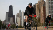 Lake Shore Drive is open to traffic again with the close of Bike the Drive, an annual event that lets bicyclists take over one of Chicago's most celebrated roadways.