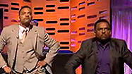 Watch Will Smith, Alfonso Ribeiro's 'Fresh Prince' reunion
