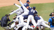 UConn Wins 2013 Big East Baseball Tourney