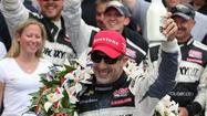 Tony Kanaan had led laps in nine of his 12 Indianapolis 500 starts, but until Sunday, he never led the one that counts most. The last one.