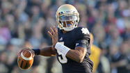 Notre Dame will have to play 2013 without Everett Golson, but it may get him back after that.