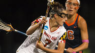 Maryland's Katie Schwarzmann and Alex Aust and Salisbury's Ashton Wheatley and Katie Bollhorst were named the top players at their positions by the Intercollegiate Women's Lacrosse Coaches' Association Saturday night at the annual All-America banquet.