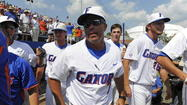 The Gators baseball team will find out Monday whether a late-season freefall will snap a string of five straight NCAA Tournament appearances.