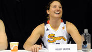UNCASVILLE — Kelsey Griffin was playing in Australia this winter when an email from Connecticut Sun coach Anne Donovan essentially re-energized her stateside career.