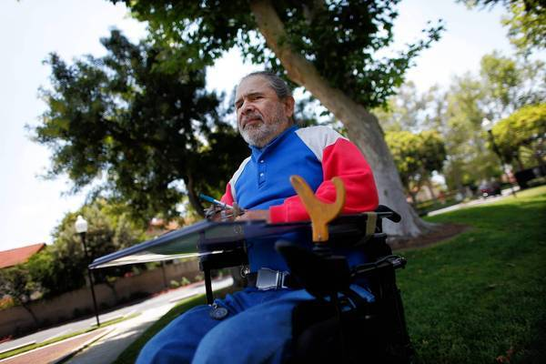 "Arnold Arbiso, a quadriplegic who receives home care through a state program, says requiring overtime pay for those who help him ""looks good on paper, but in the real world, that's not the way it's going to work."" In the end, he said, ""it will be a disaster."""