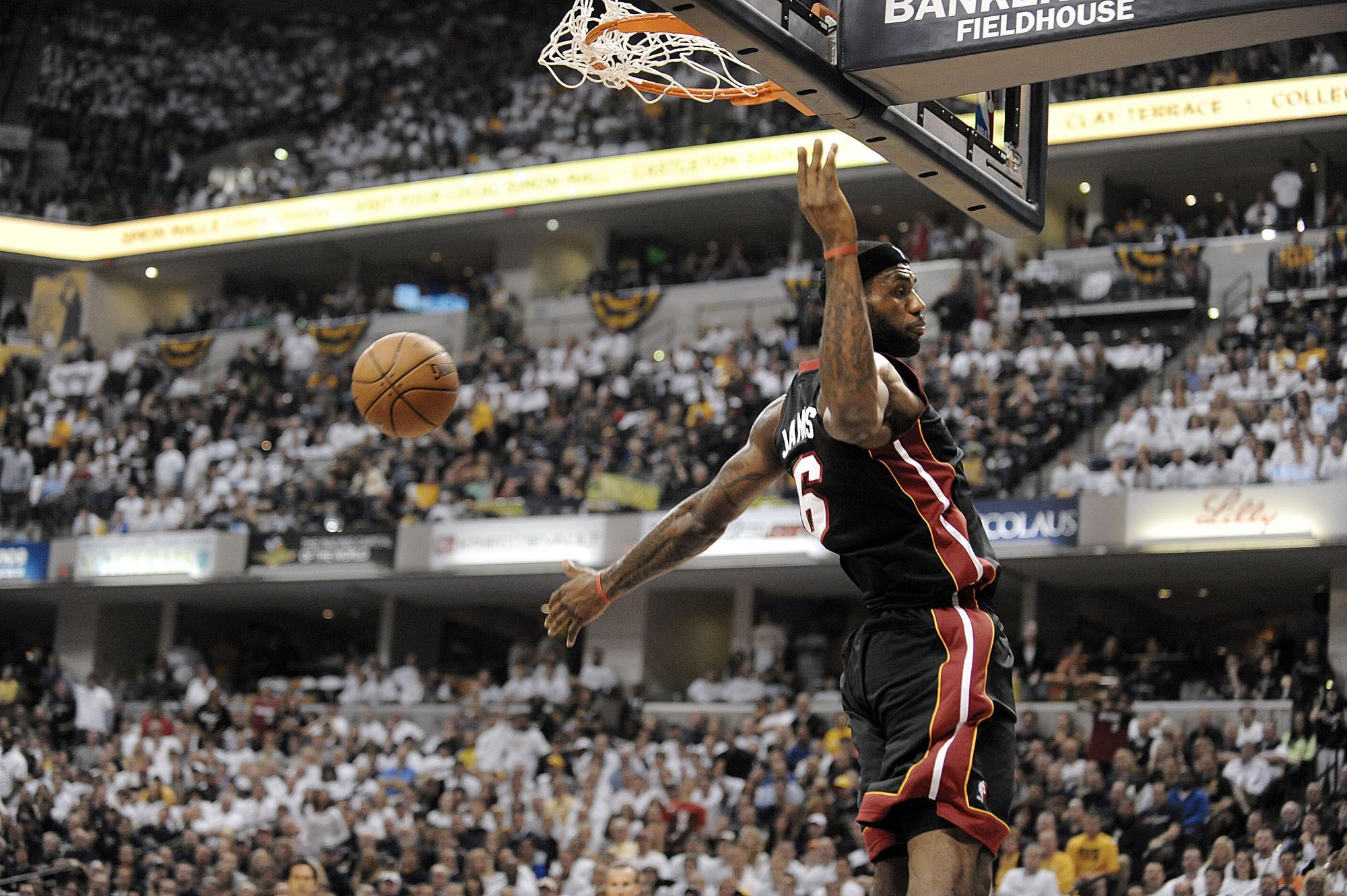 Photos: Heat - Pacers, Game 3 - southflorida.com