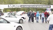 Lime Rock Car Show