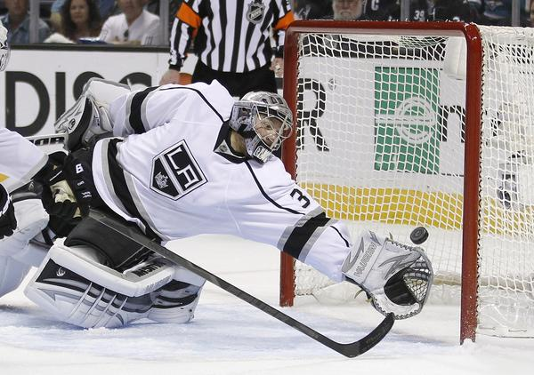 Sharks Force Game 7 With 2-1 Win Over Kings