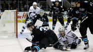 <strong>FINAL - Sharks 2, Kings 1 </strong>