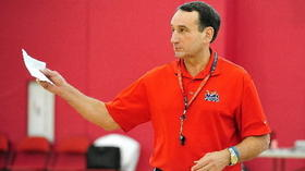 Teel Time: Krzyzewski's re-enlistment positions Duke, USA for more championships