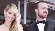 'Breaking Bad's' Aaron Paul marries Lauren Parsekian in Malibu