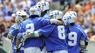 Duke cruises past top seed Syracuse to claim second men's lacrosse national title