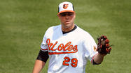 Orioles reliever Tommy Hunter escapes without serious injury