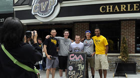 ESPN does college baseball right, including Towson storyline