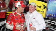 "CONCORD, N.C. — Kevin Harvick and Richard Childress are NASCAR's odd couple. Their relationship would be ""complicated,"" if they were using Facebook terms."
